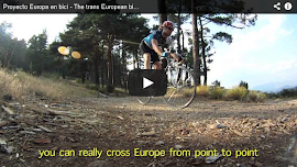 Proyecto Europa en bici - The trans European bike project