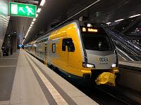 Regionalverkehr: ODEG-Zugtaufe in Lübben