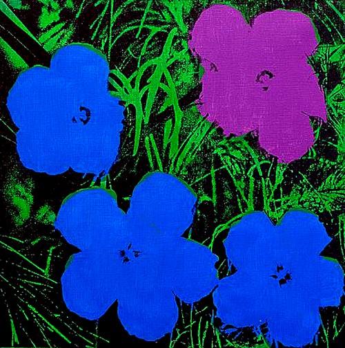 Sehr Le Journal de Chrys: Andy Warhol en maternelle SZ22