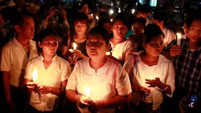 Nyein CHan Aye -Burmese Regime's Ignorant Democracy