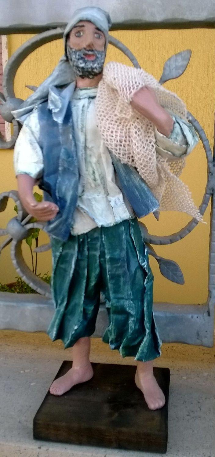 pescatore di cartapesta