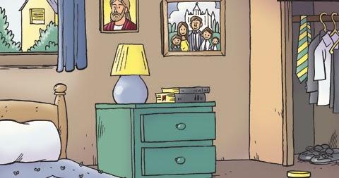 Ripasso facile descrivi la stanza in inglese for Disfare la valigia in inglese