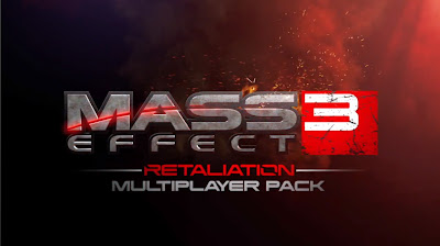 Mass Effect 3: Retaliation Multiplayer Pack Logo - We Know Gamers