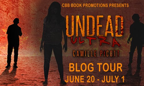 Undead Ultra Blog Tour - #2