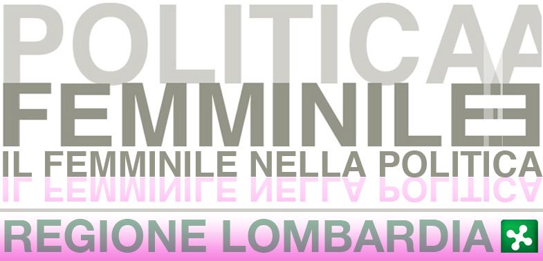 Politica Femminile Regione Lombardia