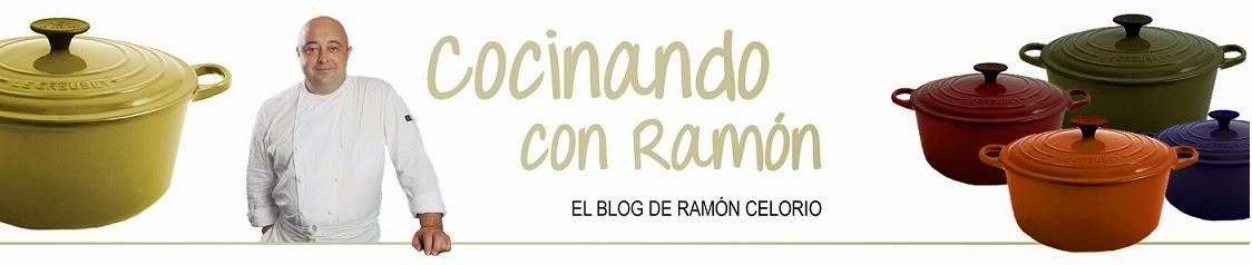 Cocinando con  Ramón