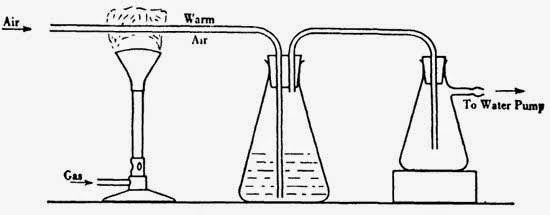 Apparatus for the aeration of essential oils