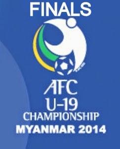 Jadwal & Hasil Pertandingan Korea Utara Vs Qatar, Babak Final Piala Asia U-19 2014 Myanmar