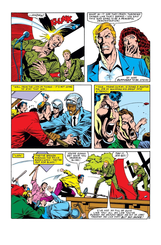Captain America (1968) Issue #275 #191 - English 16
