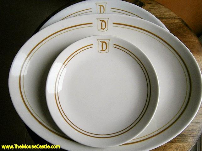 Disneyland Dishes