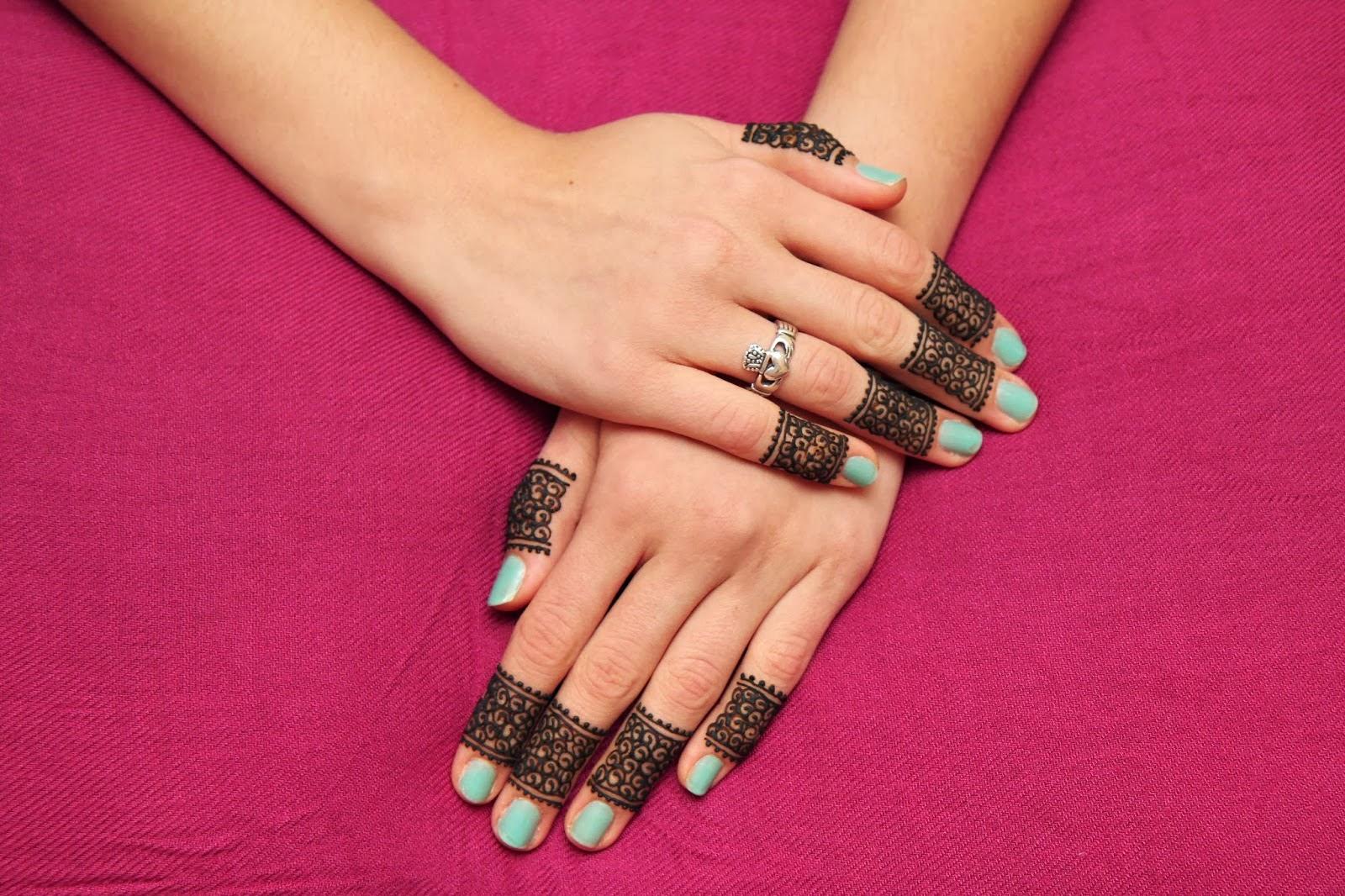 Finger Mehndi Design : Best mehndi designs latest and beautiful fingers