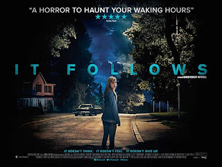 It follows movie poster uk