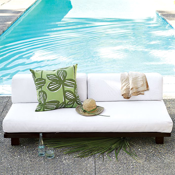 Exterior Design Of Furniture Comfortable Outdoor Sofa