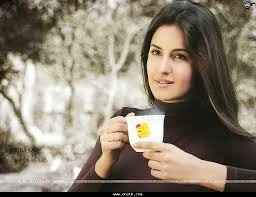 Kaitrina kaif take the black coffee