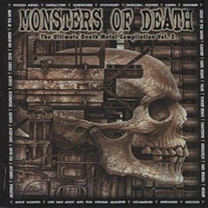 dvd konser metal VA - Monsters Of Death: The Ultimate Death Metal Compilation Vol. 2 (2007), jual dvd konser, live musik, musik video,