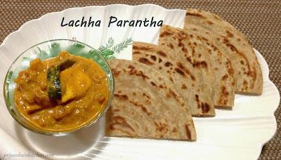 Lachha Parantha