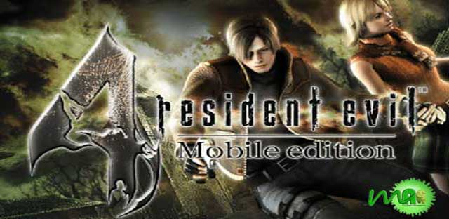 Resident Evil 4 Apk With Data