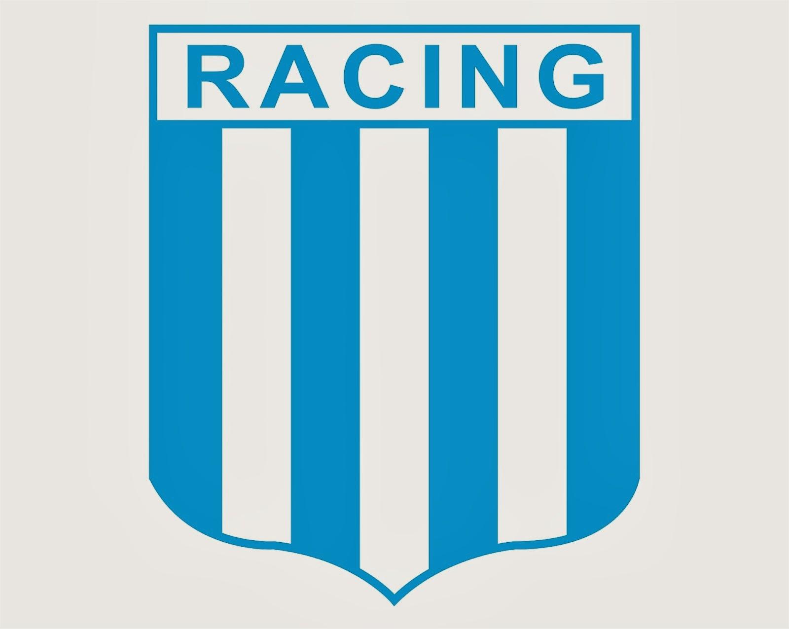 Dibujos - Fondos de escritorio - Imagenes: Escudo de Racing Club o