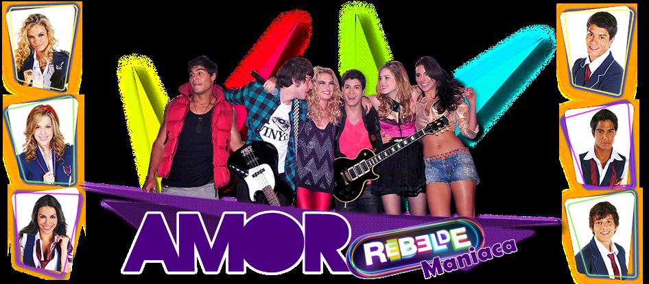 .:: Rebelde Maniaca ::.