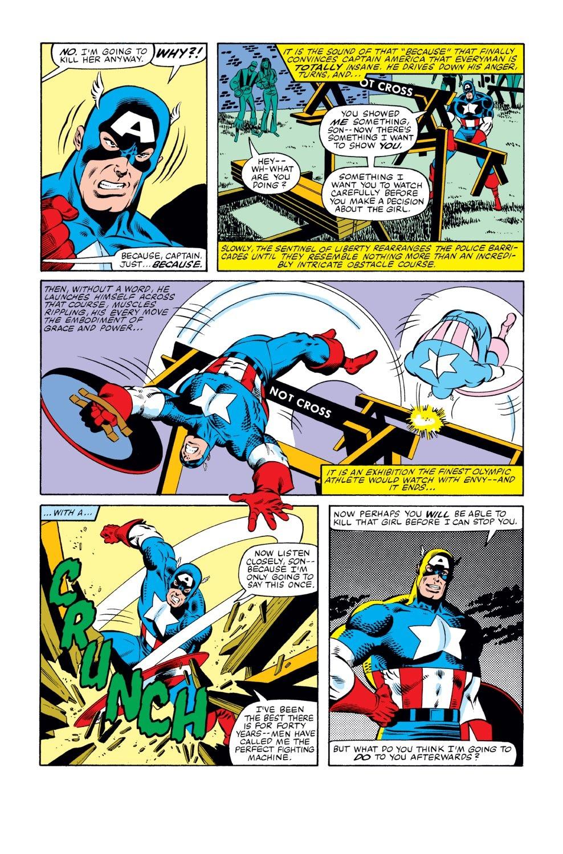 Captain America (1968) Issue #267 #182 - English 20