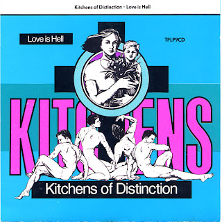 Kitchens Of Distinction Love Is Hell Shiver Shoegaze MP3