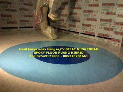 epoxy lantai ruang bedah