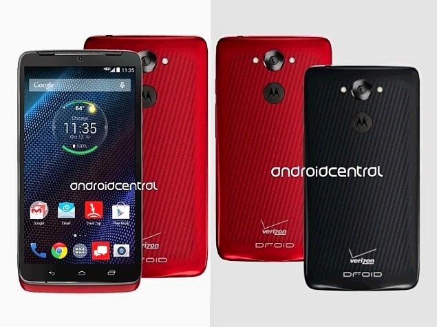 Motorola Droid Turbo leaked images
