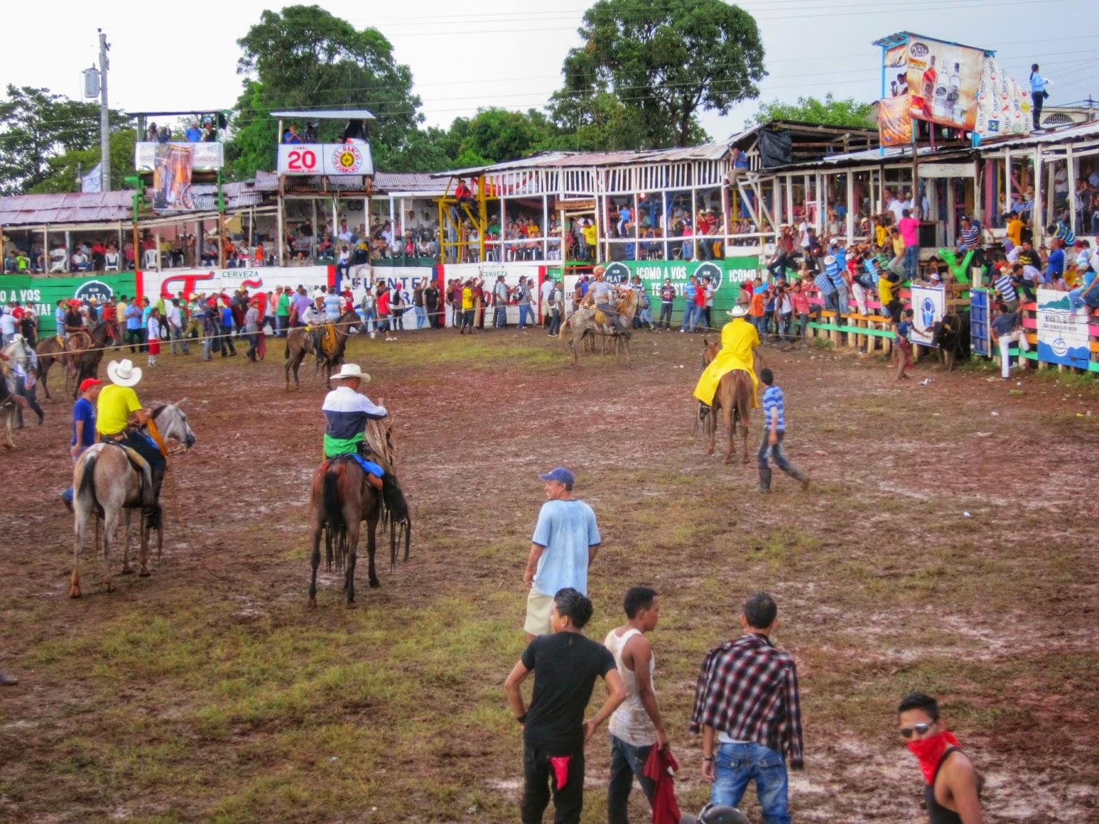 Rodeo en Juigalpa