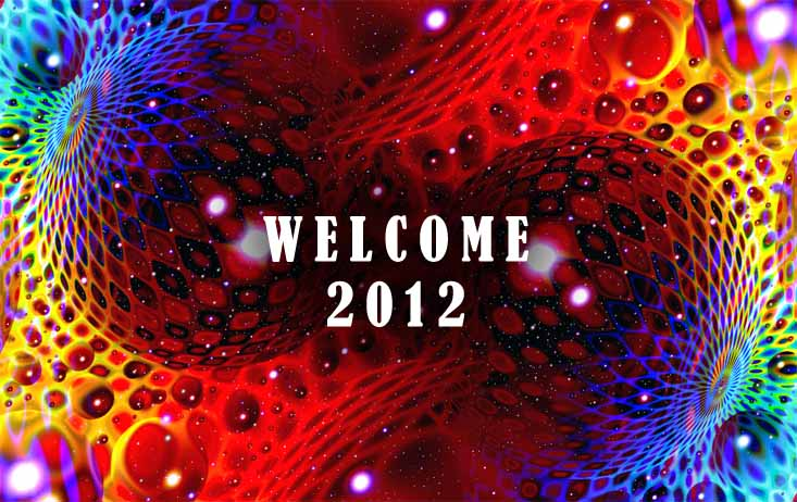 Printable welcome 2012 wallpaper