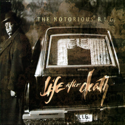 1997: Life After Death - notorious big album cover
