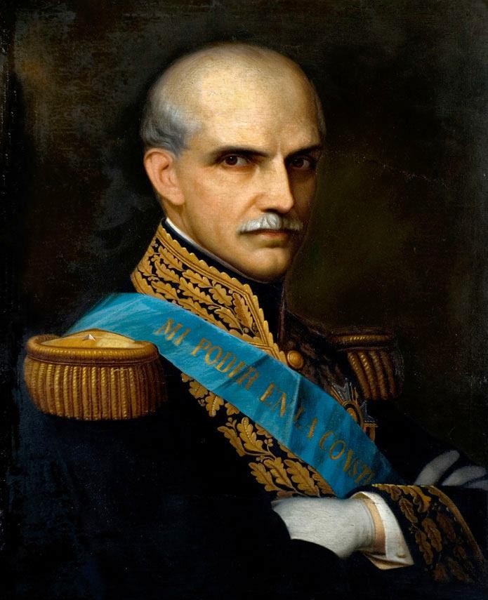 D. Gabriel Garcia Moreno