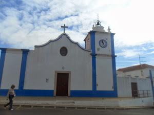 Igreja em Vila Nova de Milfontes
