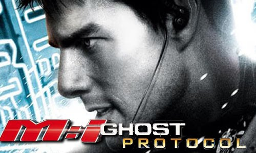 mission impossible ghost. Mission Impossible (Ghost