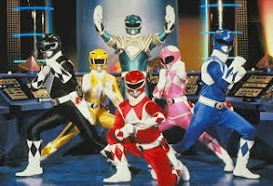 POWER RANGERS !!!