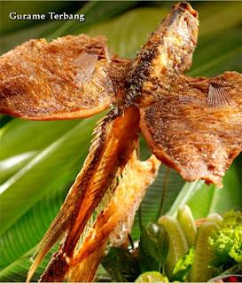 Wisata Kuliner Gurame Terbang Di Bandung