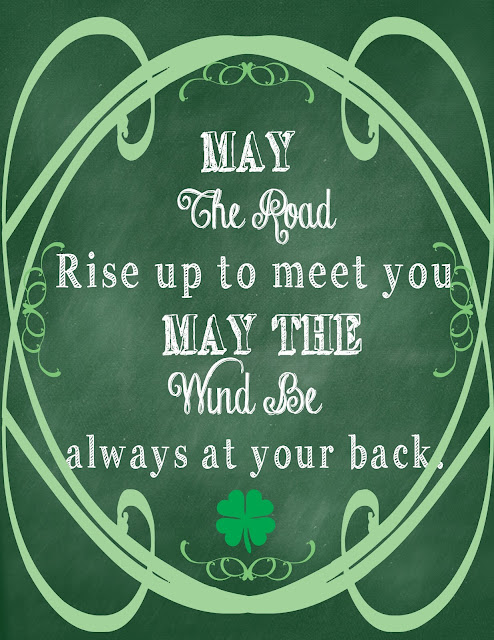 St+Patricks+day+chalkboard++art+8+x+10 St. Patricks Day Chalkboard Printable