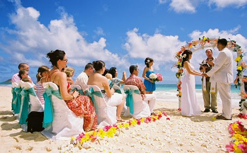 Philippines Beach Wedding