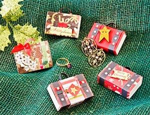 Presentes lembrancinhas de Natal - dicas para a ceia de Natal