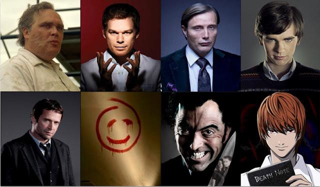 serial killers televisivos