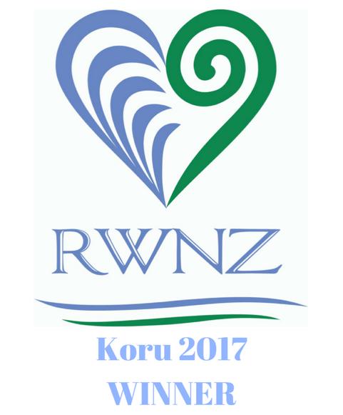 2017 RWNZ Koru Award Winner