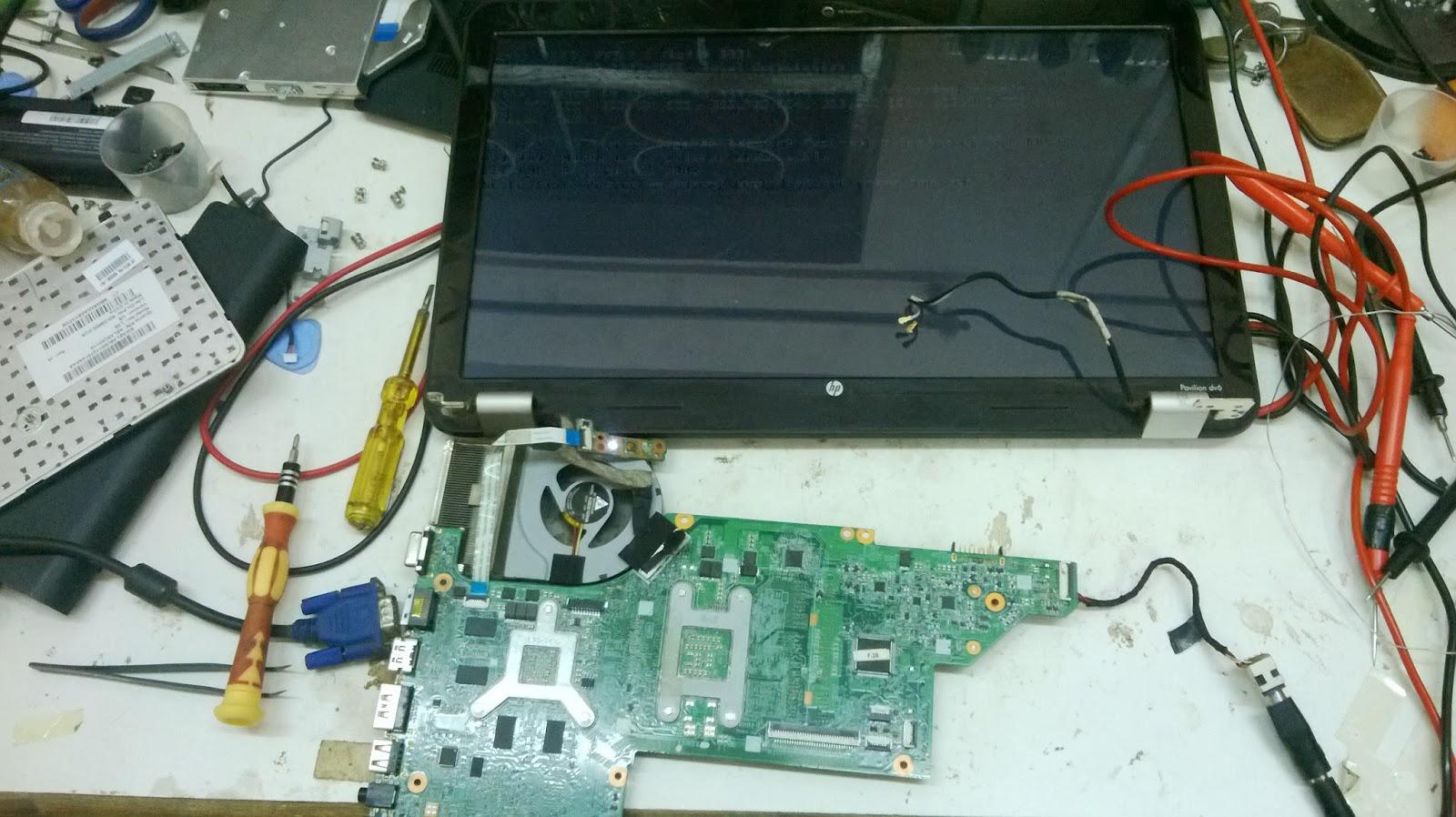 Laptop Doctor Front Panel Wiring Issue Solved Acer Components Improper Startup Problem
