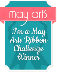May Arts Ribbon Challenge Winner