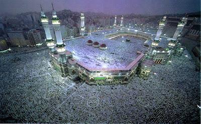Kota Mekah dan Madinah