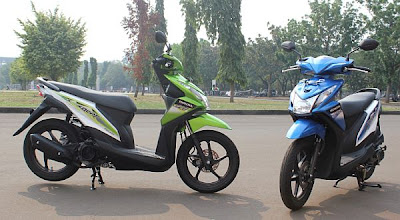 New Honda Beat PGM Fi