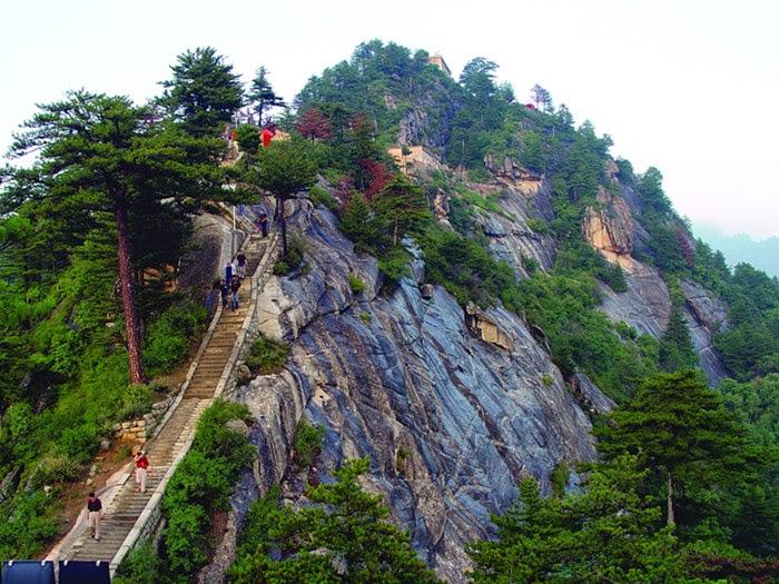Wudang bjergene, Hubei-provinsen i Kina