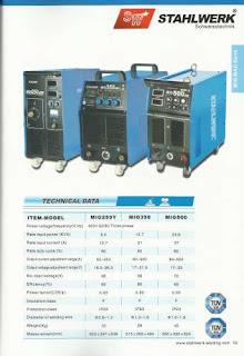Jual Stahlwerk Mig-350 - Importir Mesin Las Stahlwerk