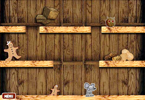 Adventure games, Games, Mouse, Sweet Tooth, ΠΑΙΧΝΙΔΙΑ,