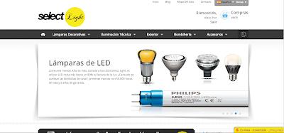 Select-Light.com - Tienda de Lámparas e iluminación