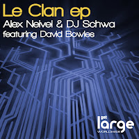 Alex Neivel DJ Schwa Le Clan EP Large Music
