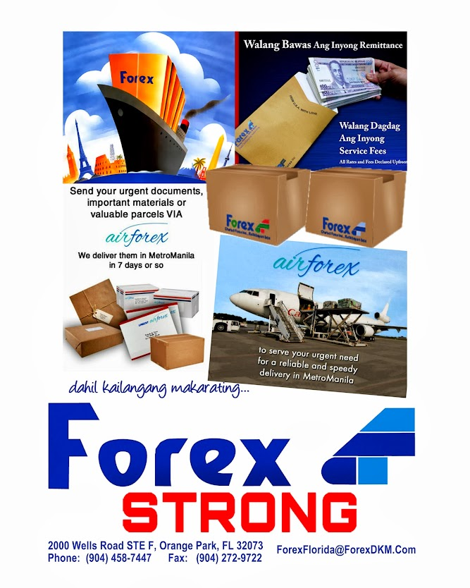 Forex door to door service